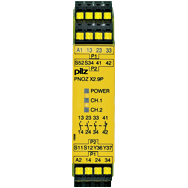 PILZ 787300 PNOZ X2.9P C 24VDC 3n/o 1n/c