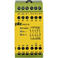 PILZ 774315 PNOZ X3 115VAC 24VDC 3n/o 1n/c 1so