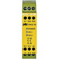 PILZ  774326 PNOZ X5 12VDC 2n/o