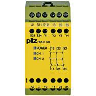 PILZ PNOZ X6 230-240VAC 3n/o