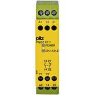 PILZ 774051 PNOZ X7.1 24VAC/DC 1n/o 1n/c