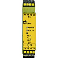 PILZ 787053 PNOZ X7P C 110-120VAC 2n/o