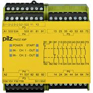 PILZ 777609 PNOZ X9P 24VDC 7n/o 2n/c 2so