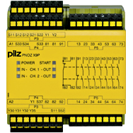 PILZ 787609 PNOZ X9P C 24VDC 7n/o 2n/c 2so