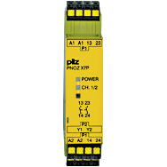 PILZ 787059 PNOZ X7P C 24VAC/DC 2n/o
