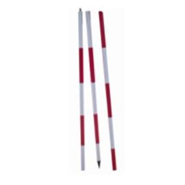 Surveyor  Range Pole  3m linked range pole